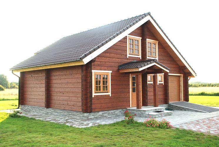 Costruire una casa in legno vantaggi e cose da sapere - Vorrei costruire una casa in legno ...