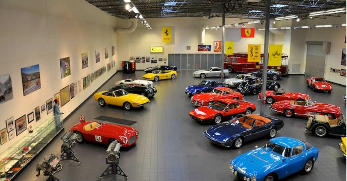 Come organizzare un garage di lusso 100casa for Garage rouergue auto 12