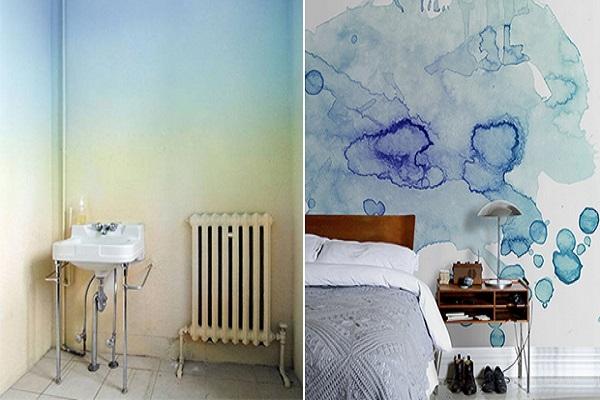 Come pitturare le pareti interne