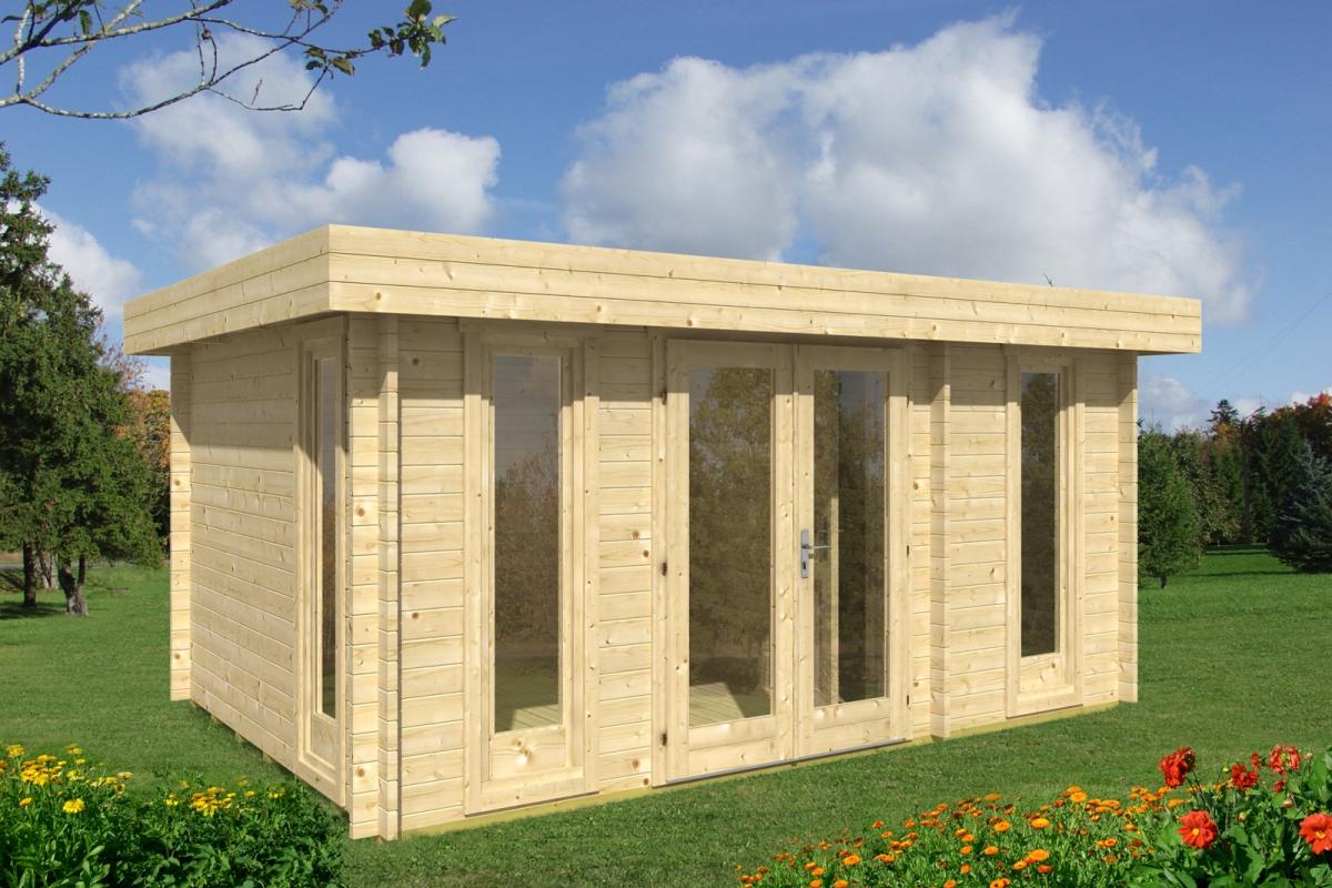 Un box casetta per il giardino dove riporre gli attrezzi economico e