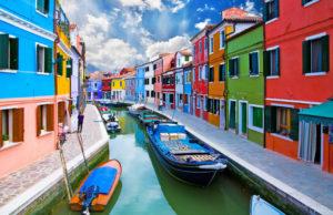 città colorate