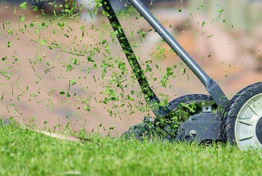 quali tecnichee strumenti utilizzare per tagliare l'erba senza fatica