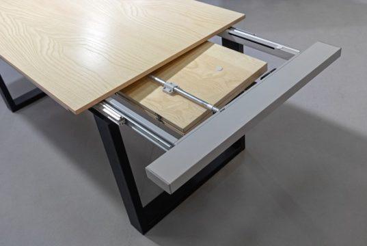 tavolo consolle allungabile