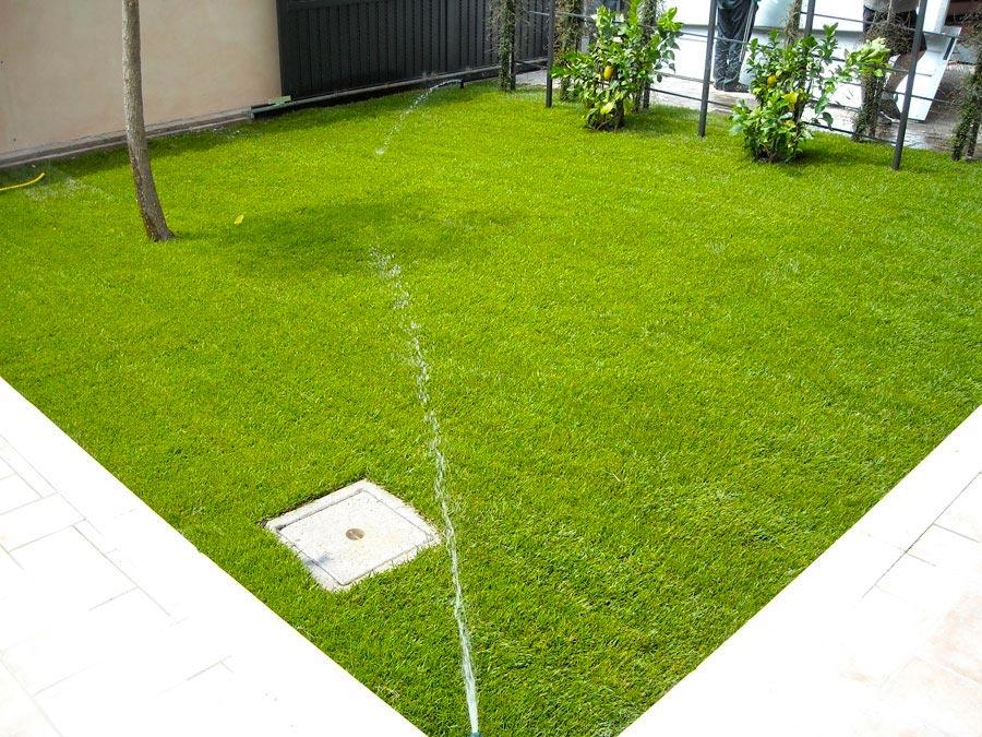 Impianto di irrigazione per balcone e terrazza 100casa - Irrigazione balcone ...