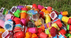 basta plastica in casa